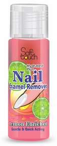 Soft Touch Nail Enamel Remover 120ml Buy online in Pakistan on Saloni.pk