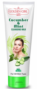 Soft Touch Cucumber and Mint Cleansing Milk 120ml Buy online in Pakistan on Saloni.pk