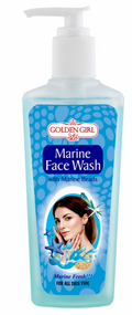 Soft Touch Marine Face Wash 200ml Buy online in Pakistan on Saloni.pk