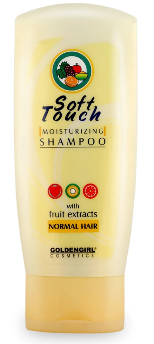 Soft Touch Moisturizing Shampoo with fruit extract 250ml Buy online in Pakistan on Saloni.pk
