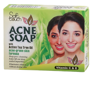 Soft Touch Acne Soap with Active Tea Tree Oil 115g Buy online in Pakistan on Saloni.pk