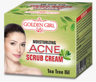 Golden Girl Soft Touch  Acne Scrub Cream 75g Buy online in Pakistan on Saloni.pk