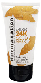 Dermasation 24K Gold Mask 100ml buy online in pakistan