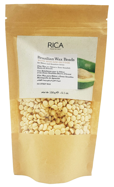 Rica Brazilian Hard Wax Beads 150g buy online in pakistan
