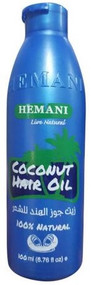 Hemani Coconut Hair Oil 100% Natural 100ml Buy online in Pakistan on Saloni.pk