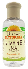 Disaar Naturals Vitamin E 70,000IU 75ml buy online in pakistan