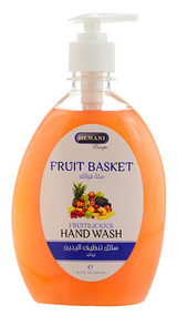 Hemani Fruit Basket Hand Wash  500ml Buy online in Pakistan on Saloni.pk