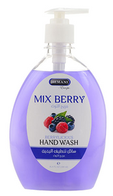Hemani Mix Berry Hand Wash 500ml Buy online in Pakistan on Saloni.pk