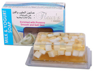 Hemani Fleur's Milk & Yoghurt Soap 100g Buy online in Pakistan on Saloni.pk