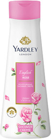 Yardley English Rose Moisturizing Shower Cream - 250ml Buy online in Pakistan on Saloni.pk