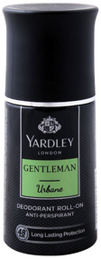 Yardley Gentleman Urbane Deodorant Roll-On - 50ml Buy online in Pakistan on Saloni.pk