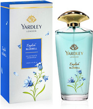 Yardley English Bluebell Eau De Toilette Perfume, For Women - 125ml Buy online in Pakistan on Saloni.pk