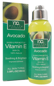 Pretty Cowry Avocado Vitamin E Skin OIl 100ml buy online in pakistan
