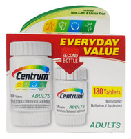 Centrum Adult Everyday Value Size 130CT Buy online in Pakistan on Saloni.pk