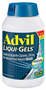 Advil Liqui-Gels, Minis Pain Reliever / fever reducer 200mg - 240 Capsules Buy online in Pakistan on Saloni.pk