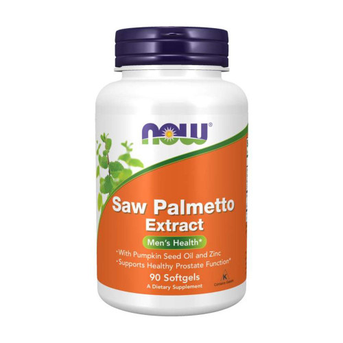 Now Foods Saw Palmetto Extract 300mg - 90 Softgels buy online in pakistan
