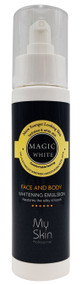 My Skin Magic White Face & Body Whitening Emulsion 150ml Buy online in Pakistan on Saloni.pk