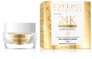 Eveline Prestige 24K Snail & Caviar Day Cream 50ml Buy online in Pakistan on Saloni.pk