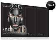 Double Dare OMG! Man in Black Peel Off Mask Kit Buy online in Pakistan on Saloni.pk