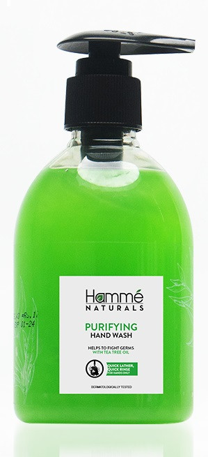 Hammé Natural Purifying Hand Wash - 175ml Buy online in Pakistan on Saloni.pk