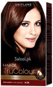 Oriflame Hairx Trucolour 4.54 Deep Mahogany Copper