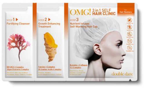 Double Dare OMG! 3 in 1 Self Hair Clinic For Hair Restore Buy online in Pakistan on LiveWell.pk