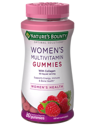 Nature's Bounty Women's Multivitamin Gummies - 80 Gummies buy online in pakistan