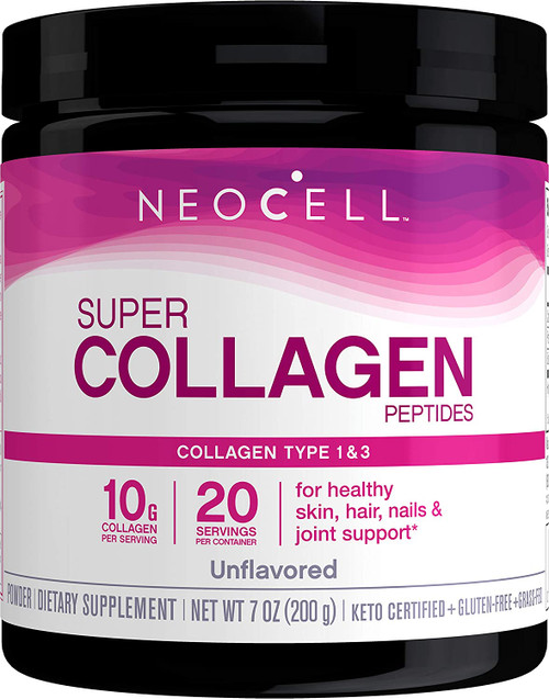 NeoCell Super Collagen Peptides Powder, 7 Ounces (200g) buy online in pakistan