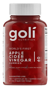 Goli Apple Cider Vinegar Gummies 60CT buy online in pakistan