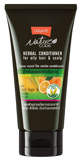 Lolane Nature Code Herbal Conditioner For Oily Hair & Scalp Buy online in Pakistan on Saloni.pk