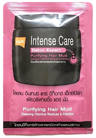 Lolane Intense Care Detox Expert Purifying Hair Mud Cleansing Chemical Residues & Pollution -  25g Buy online in Pakistan on Saloni.pk