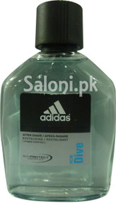 Adidas After Shave Revitalising Ice Dive (Front)