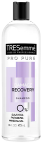 TRESemmé Pro Pure Damage Recovery Sulfate-Free Shampoo for Damaged Hair - 473ml Buy online in Pakistan on Saloni.pk