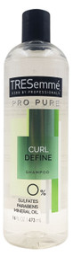 TRESemmé Pro Pure Curl Define Sulfate-Free Shampoo for Curly Hair - 473ml Buy online in Pakistan on Saloni.pk