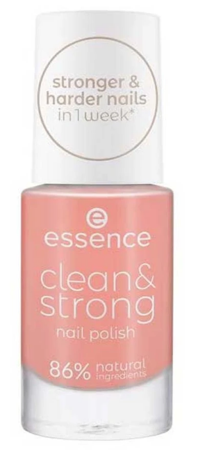 Essence Clean & Strong Nail Polish - 04 Buy online in Pakistan on Saloni.pk