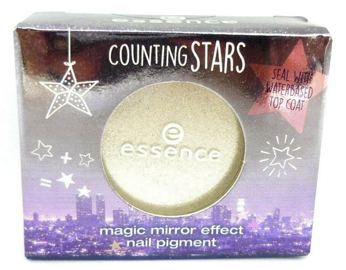 Essence Counting Stars Magic Mirror Effect Nail Pigment - 03 Hollo, It's Me Buy online in Pakistan on Saloni.pk
