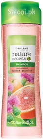 Oriflame Nature Secrets Shampoo Anti-Dandruff with Burdock & Grapefruit