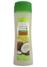 Oriflame Nature Secrets Shampoo for Dry and Damaged Hair Wheat & Coconut 250 ML