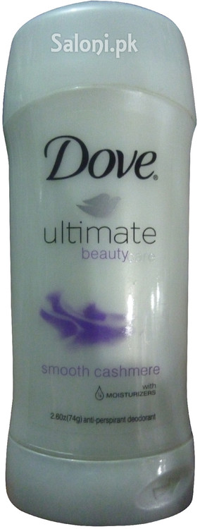 Dove Ultimate Beauty Care Smooth Cashmere Anti-Perspirant Deodorant Front