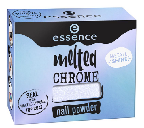 Essence Melted Chrome Nail Coat Powder - 05 Miracle Buy online in Pakistan on Saloni.pk