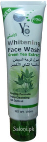 YC Whitening Face Wash With Green Tea Extract Front