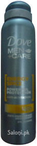 Dove Men + Care Energy Spice Anti-Perspirant Deodorant Spray Front