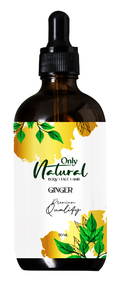 Only Natural Ginger Oil 30ml Buy online in Pakistan on Saloni.pk