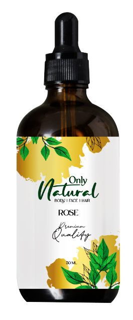 Only Natural Rose Oil 30ml Buy online in Pakistan on Saloni.pk