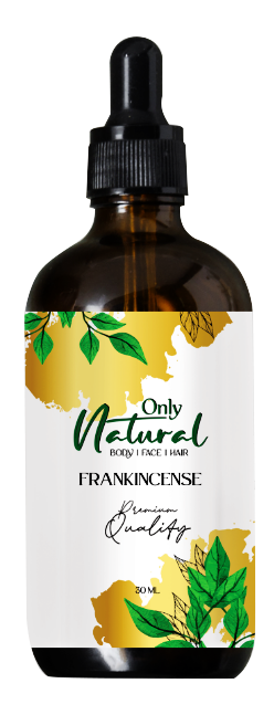 Only Natural Frankincense Oil 30ml Buy online in Pakistan on Saloni.pk