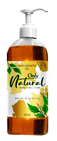 Only Natural Hair Growth Oil 120ml Buy online in Pakistan on Saloni.pk