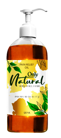 Only Natural Pain Relief Oil 120ml Buy online in Pakistan on Saloni.pk