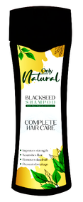 Only Natural Black Seed Shampoo 200ml Buy online in Pakistan on Saloni.pk
