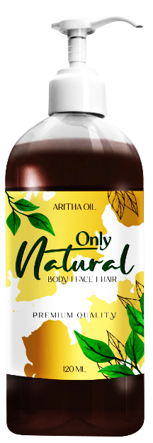 Only Natural Aritha Oil 250ml Buy online in Pakistan on Saloni.pk