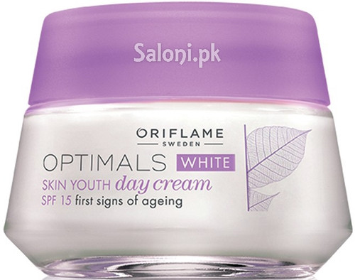 Oriflame Optimals White Skin Youth Day Cream SPF 15